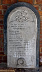 Loftus, Methodist War Memorial